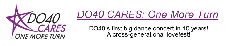 DO40 Cares - One More Turn