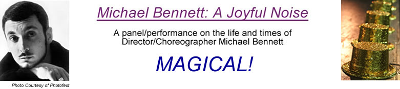 DO40 presents Michael Bennett - A Joyful Noise