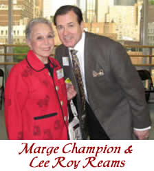 Marge Champion and Lee Roy Reams
