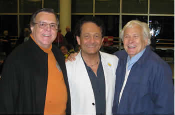 Teak Lewis, John Sefakis and Johnny Nola