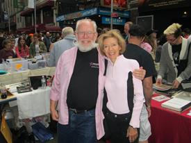 DO40 Bway Cares Flea Market 2015